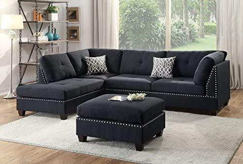 3 piece living room furniture sets.