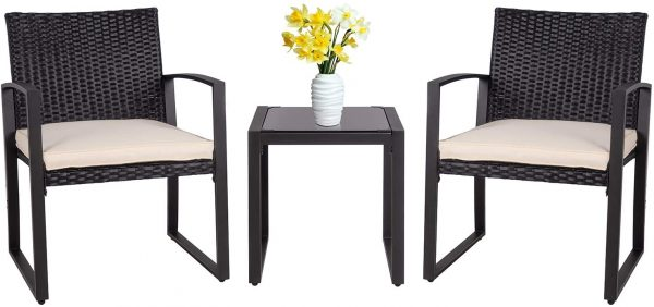 3 piece glass coffee table sets under $200