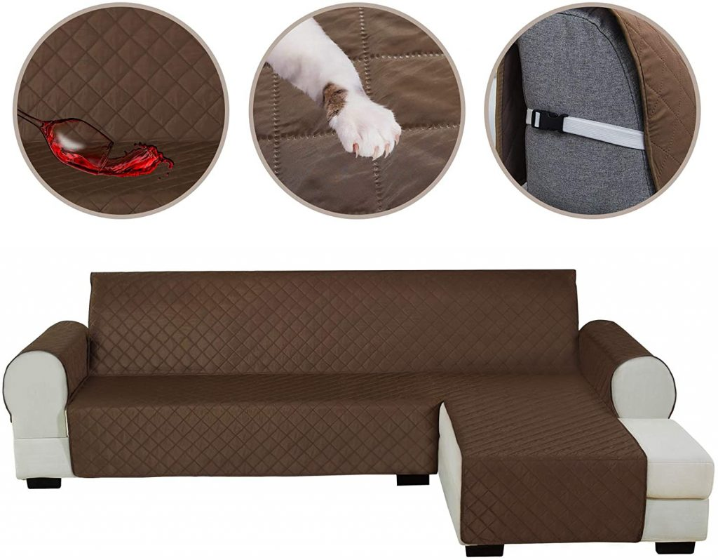 sectional couch covers for dog water l shape sofa cover for living room