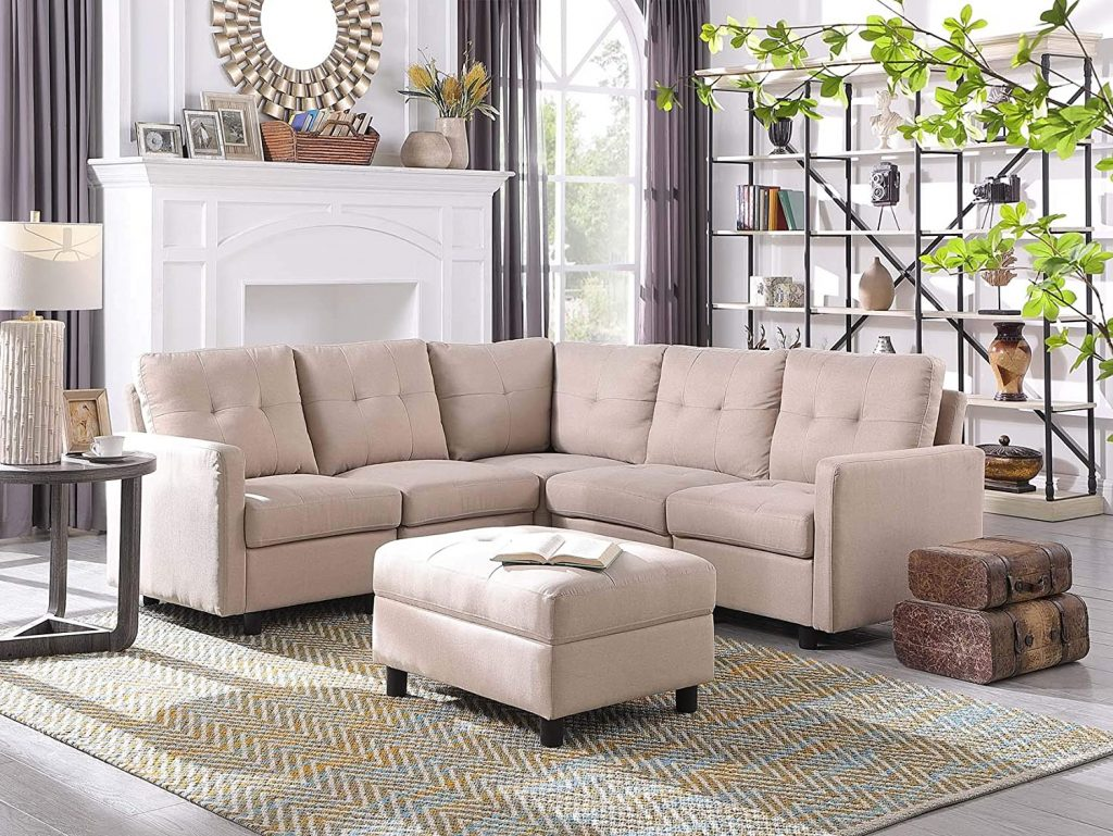 Best sectional sofa under $1000