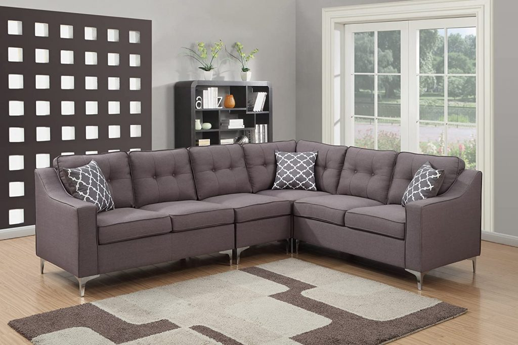 AC Pacific Best sectional under $1000