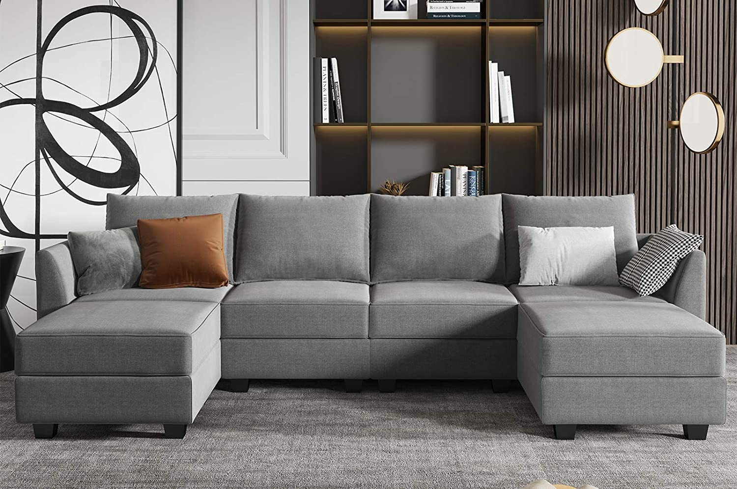 10 Best sectional sofa under $1000