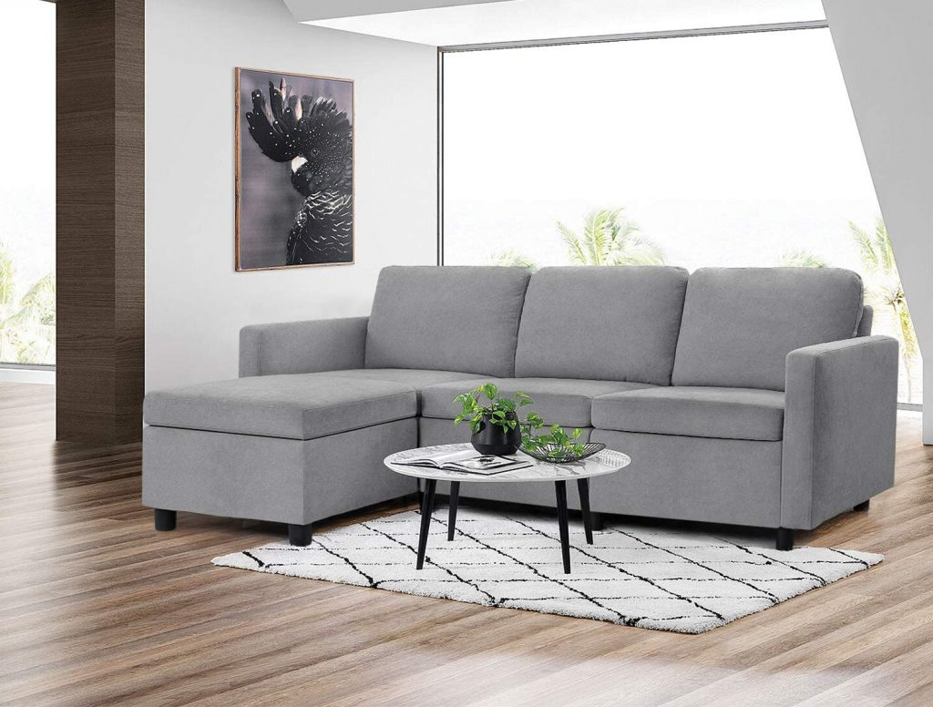 10 of the Best sectional couch under $600