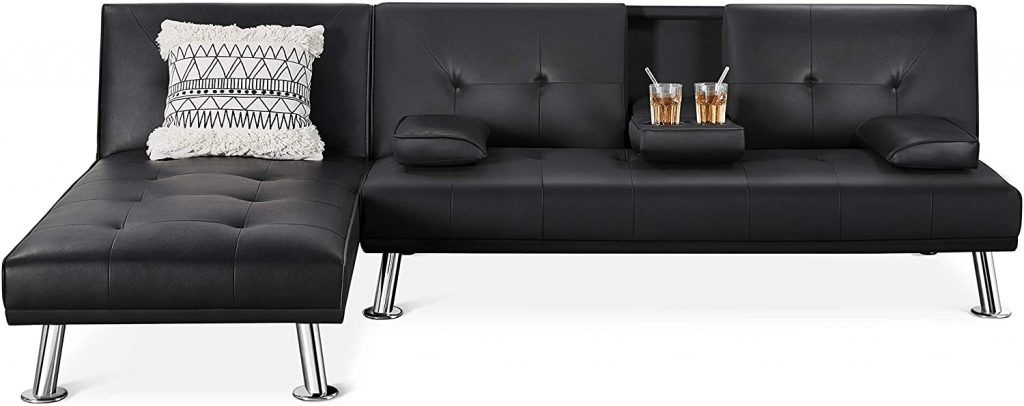 Best sectional couch for living room under $550