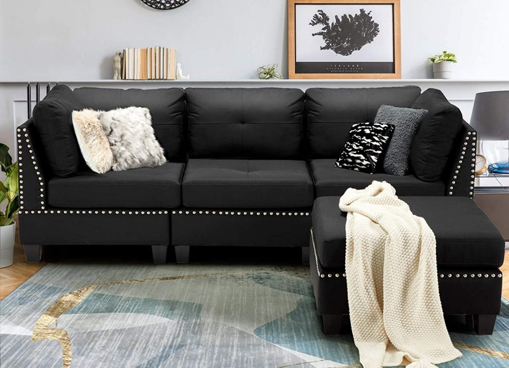 Best sectional couches under $600