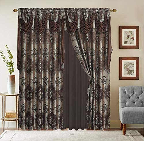 Best Curtain Fabric For Living room  
