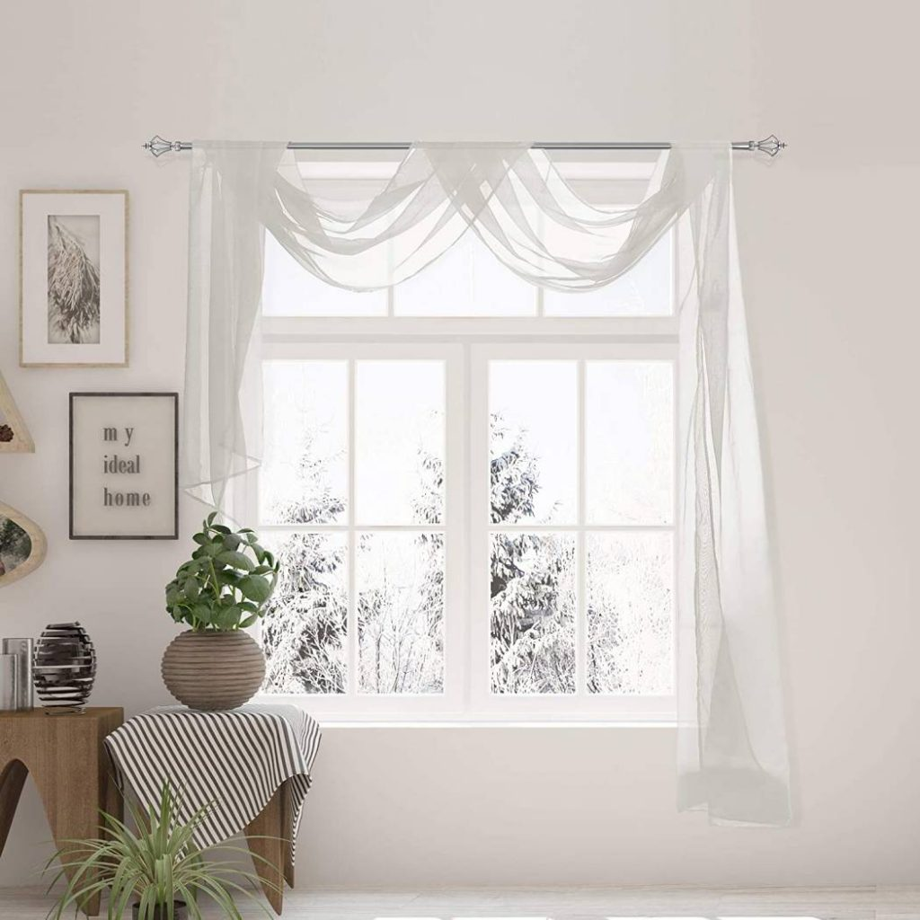 10 Best Curtain Fabric For Living room   Reviews