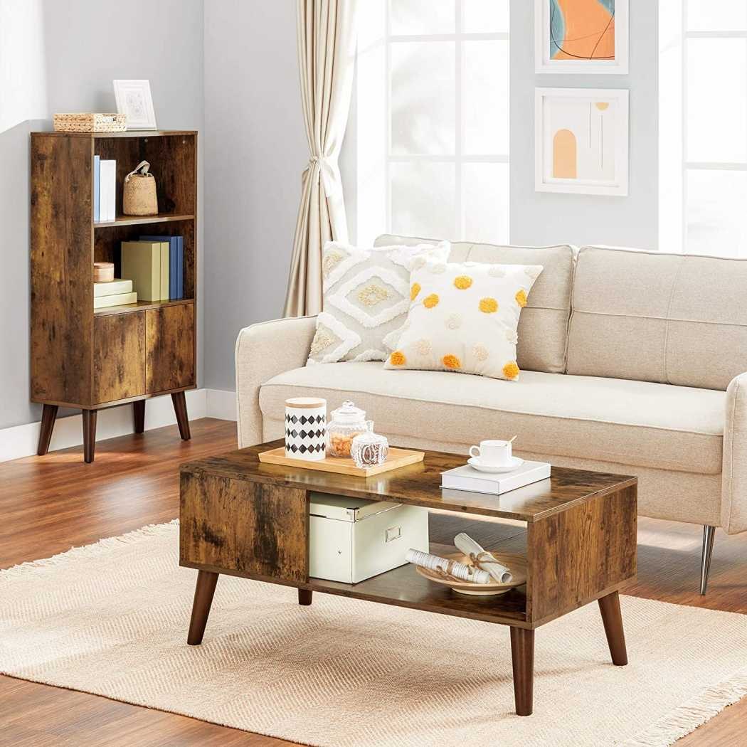 10 Best Coffee Tables For Small Living Rooms | Reviews