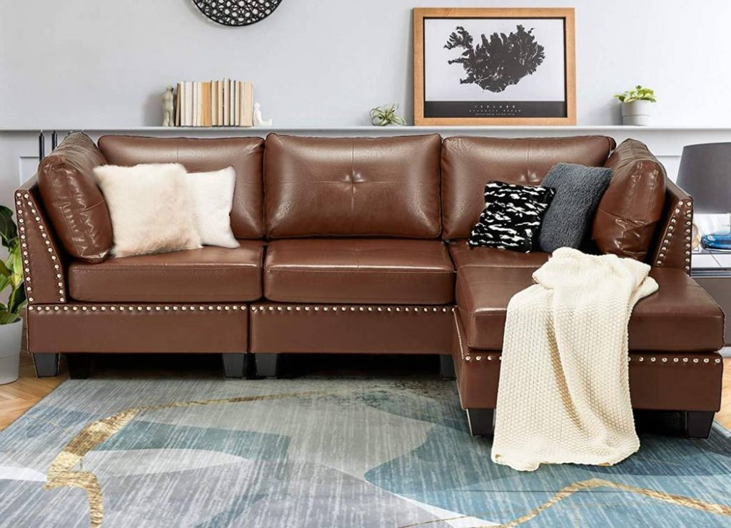 5 Best  Cheap Sectional Sofas Under $500 - Reviews