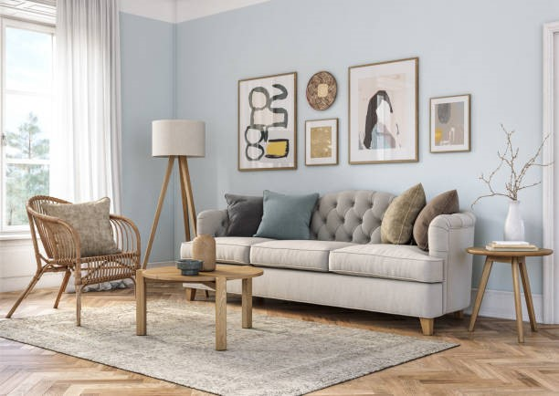 Two Ways to Arrange Furniture in a Small Living Room