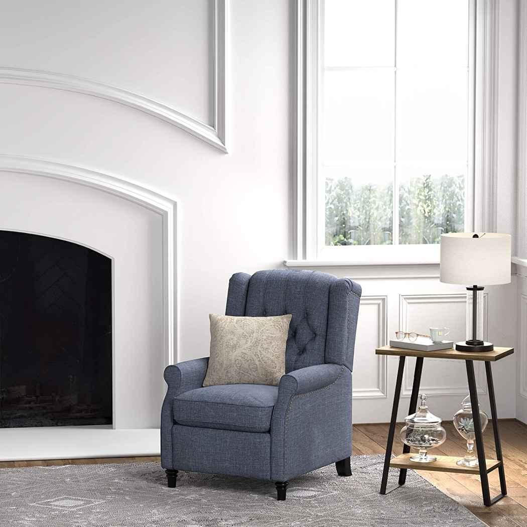 Best Recliner sofa under 500 Amazon brand ravenna