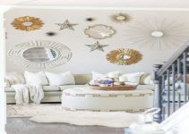 How To Decorate A Large Wall In Living Room | Powerful Ideas