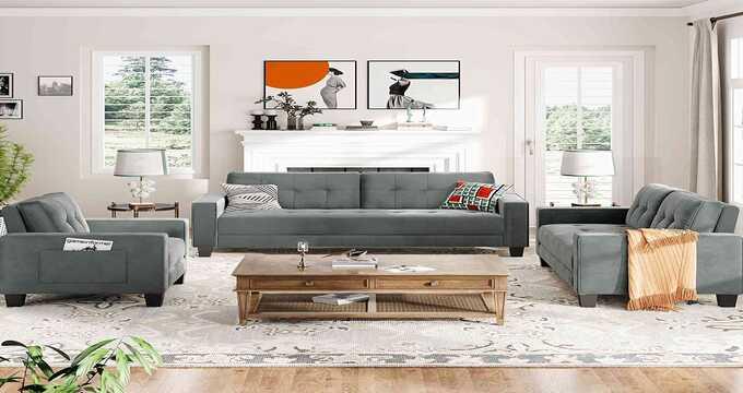Best 3 Piece Living Room Sets Under $1000 - Our Top Picks