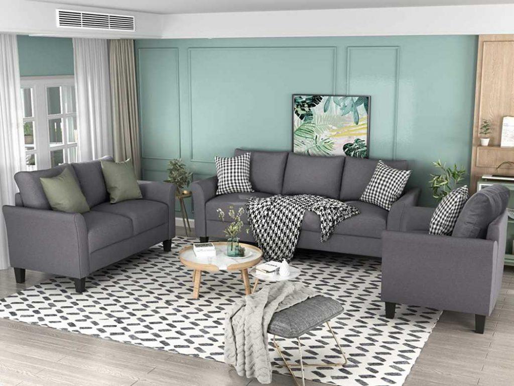 5 piece living room furniture sets under 500 MAFOROB